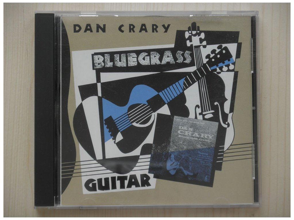 DAN CRARY-Bluegrass Guitar