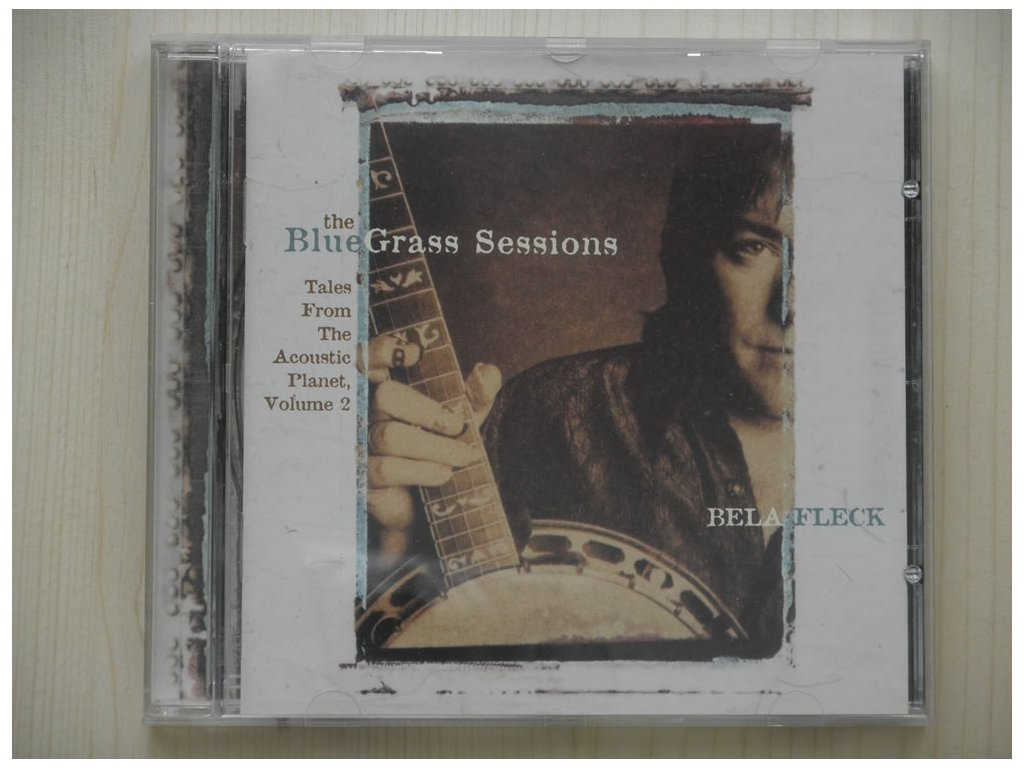 BELA FLECK-the BlueGrass Dessions   Tales From The Acoustic Planet Volume2
