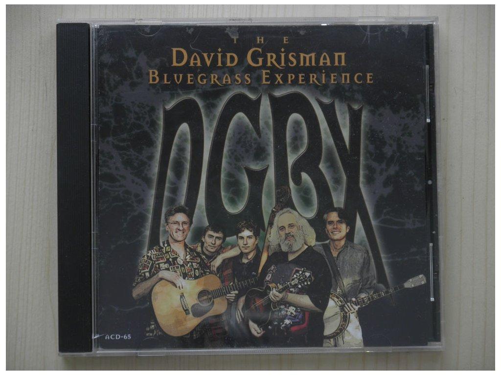 DAVID GRISMAN-Bluegrass Experience