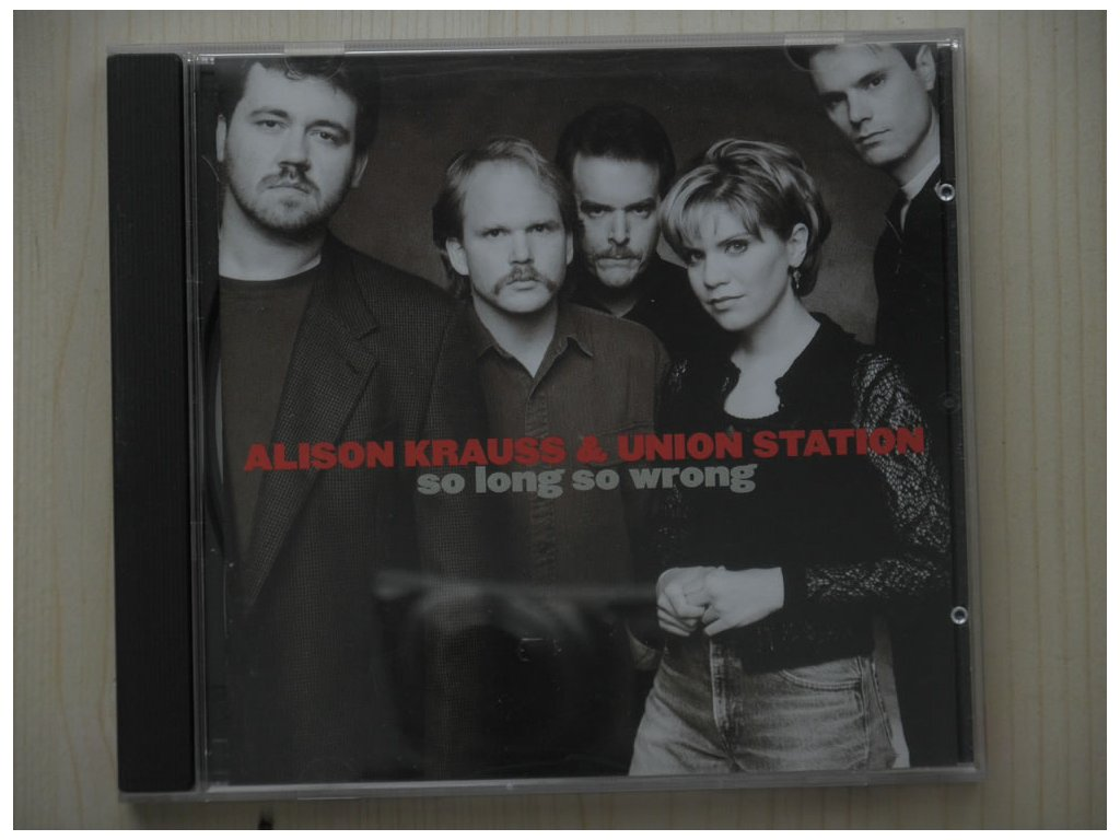 ALISON KRAUSS § UNION STATION-SO LONG SO WRONG