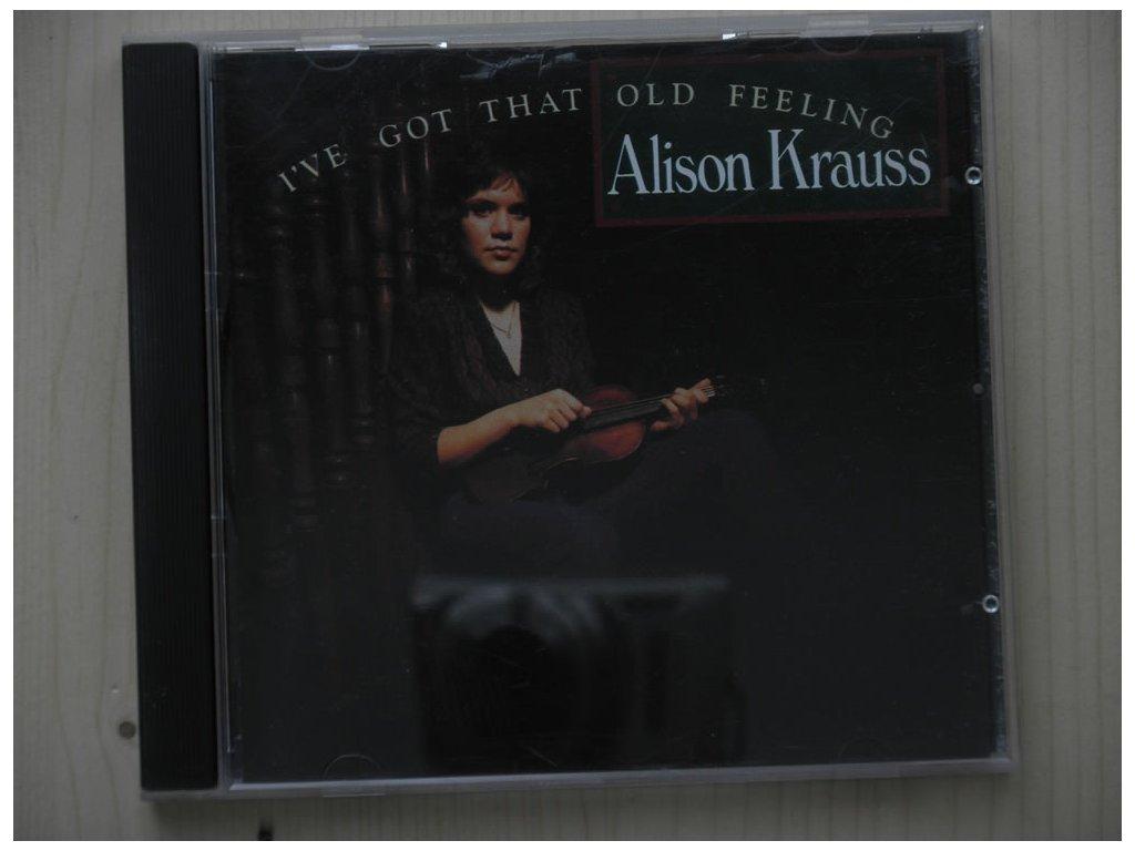 ALISON KRAUSS-I´VE GOT THAT OLD FEELING