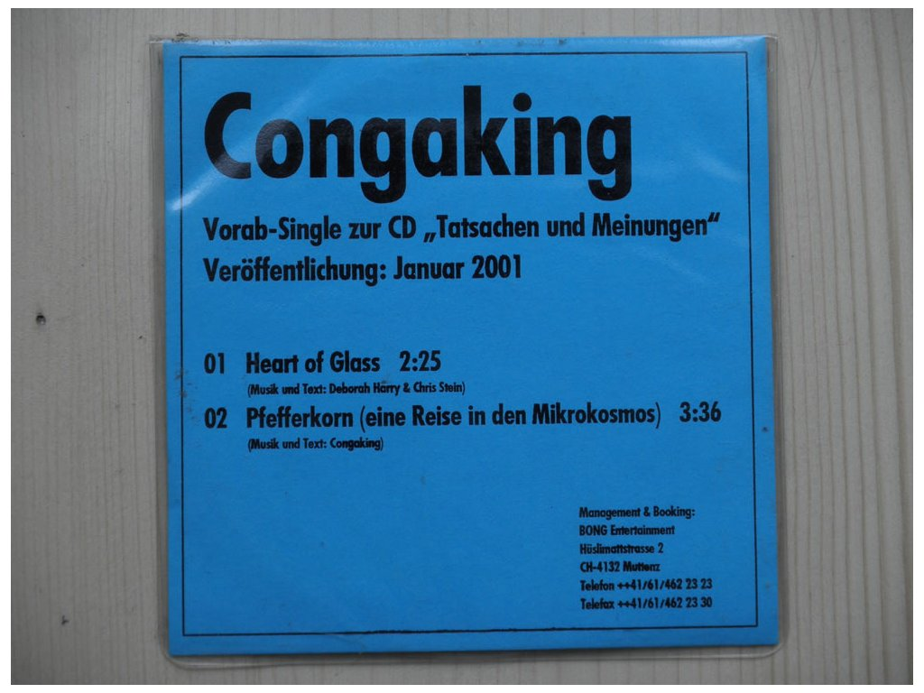 Congaking