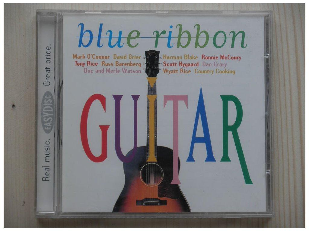 BLUE RIBBON GUITAR