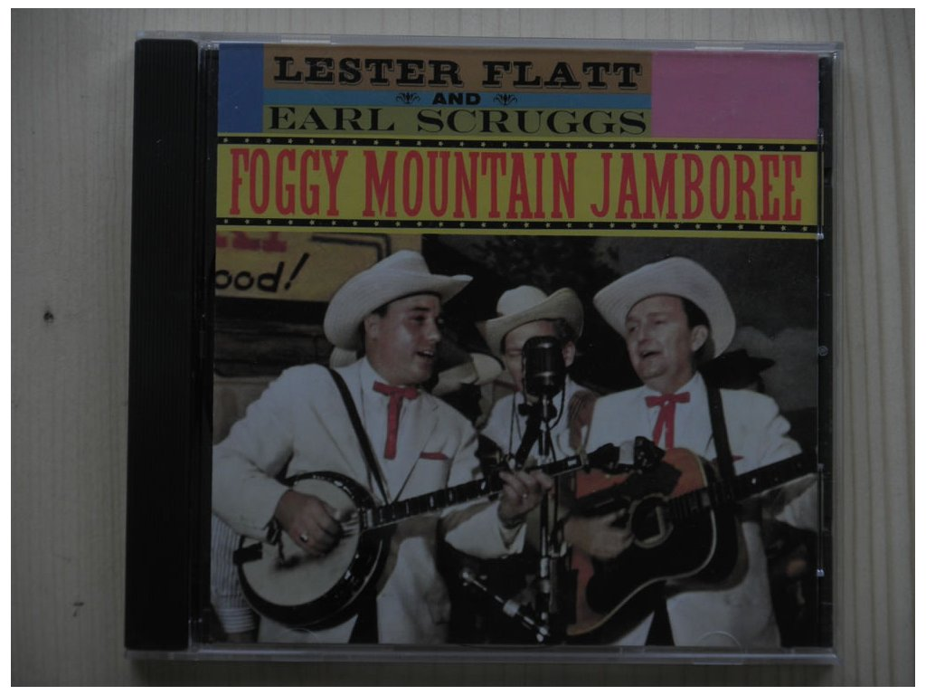 LESTER FLATT and EARL SCRUGGS-FOGGY MOUNTAIN JAMBOREE
