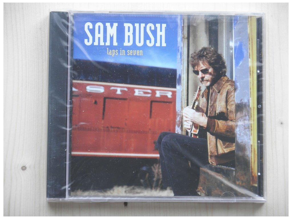 SAM BUSH-laps in seven