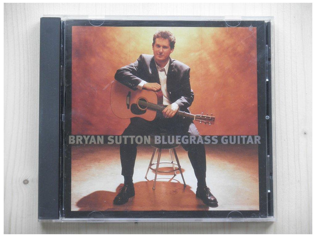 BRYAN SUTTON-BLUEGRASS GUITAR