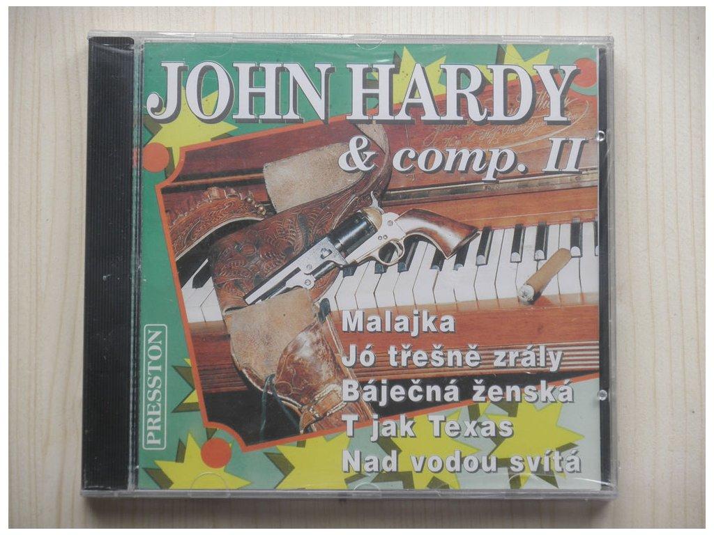 JOHN HARDY § COMP. II