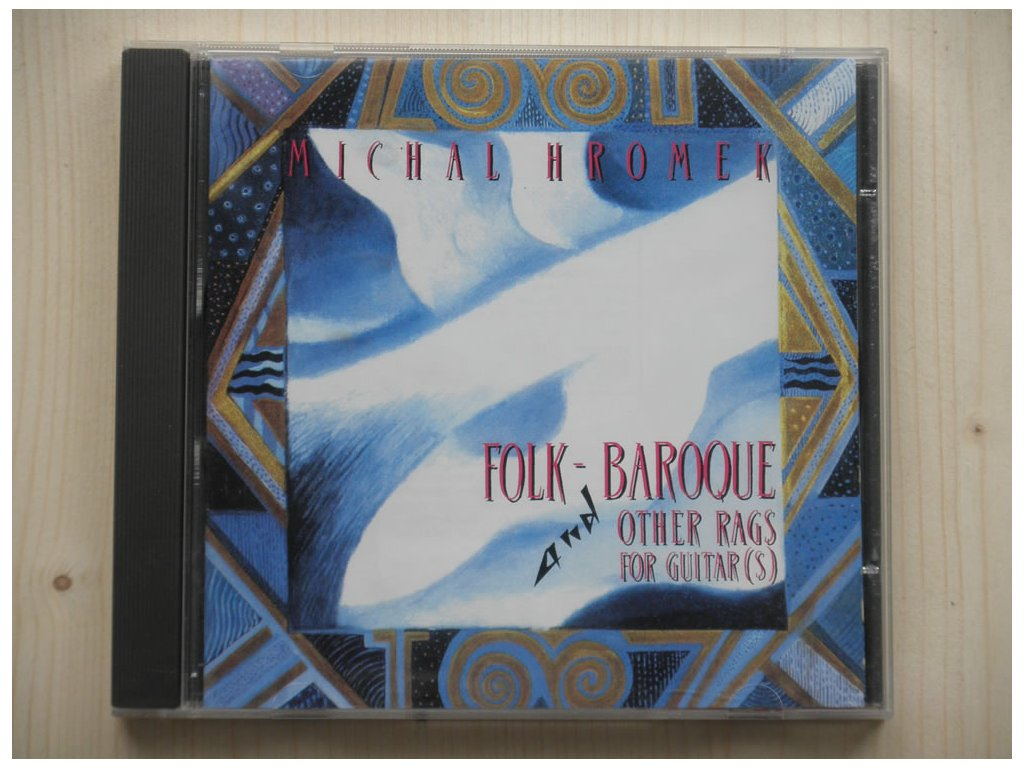 MICHAL HROMEK-FOLK BAROQUE