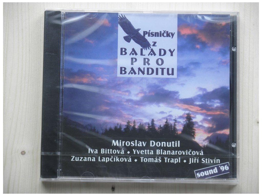 MIROSLAV DONUTIL§COMP.-písničky z BALADY PRO BANDITU