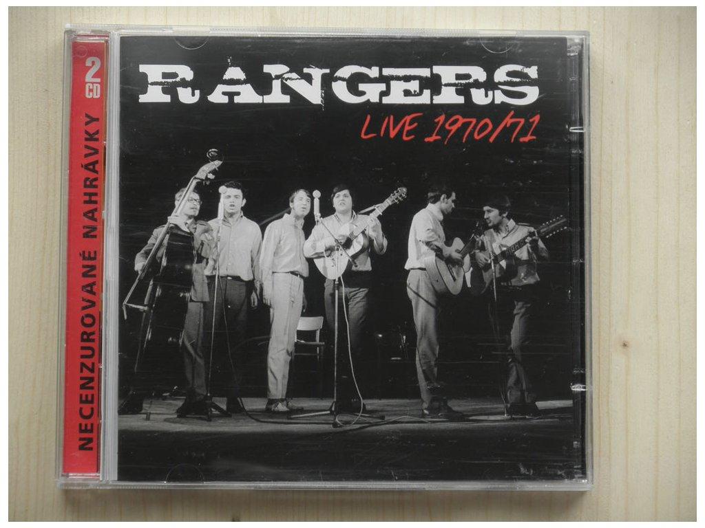 RANGERS - LIVE 1970 / 71