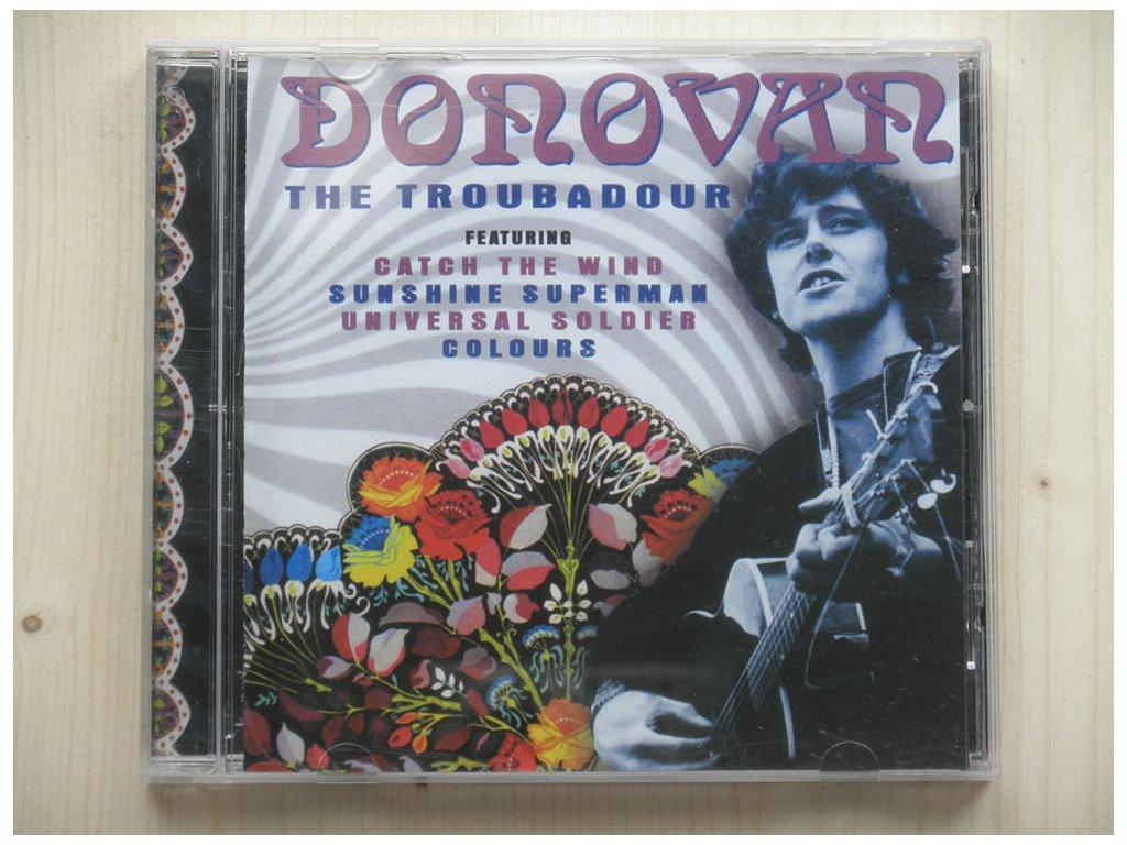 DONOVAN-THE TROUBADOUR