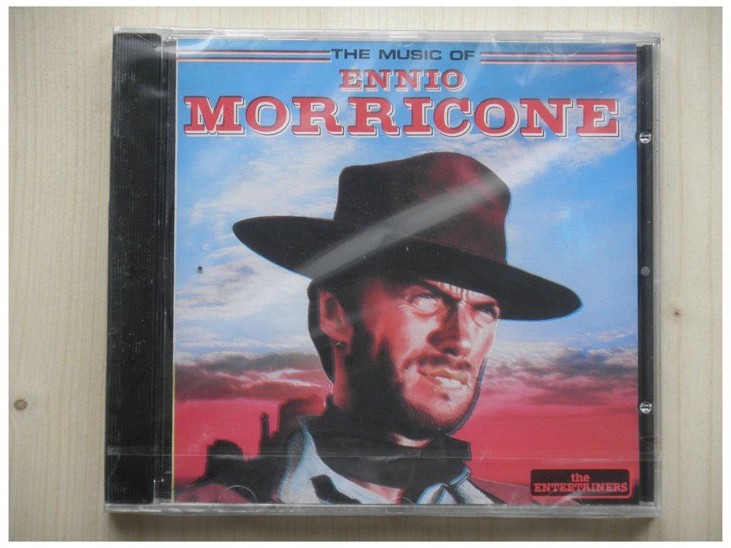 ENNIO MORRICONE - THE ENTERTAINERS