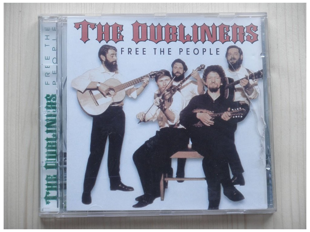 THE DUBLINERS - FREE THE PEOPLE