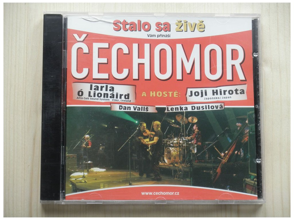 ČECHOMOR - STALO SA ŽIVĚ
