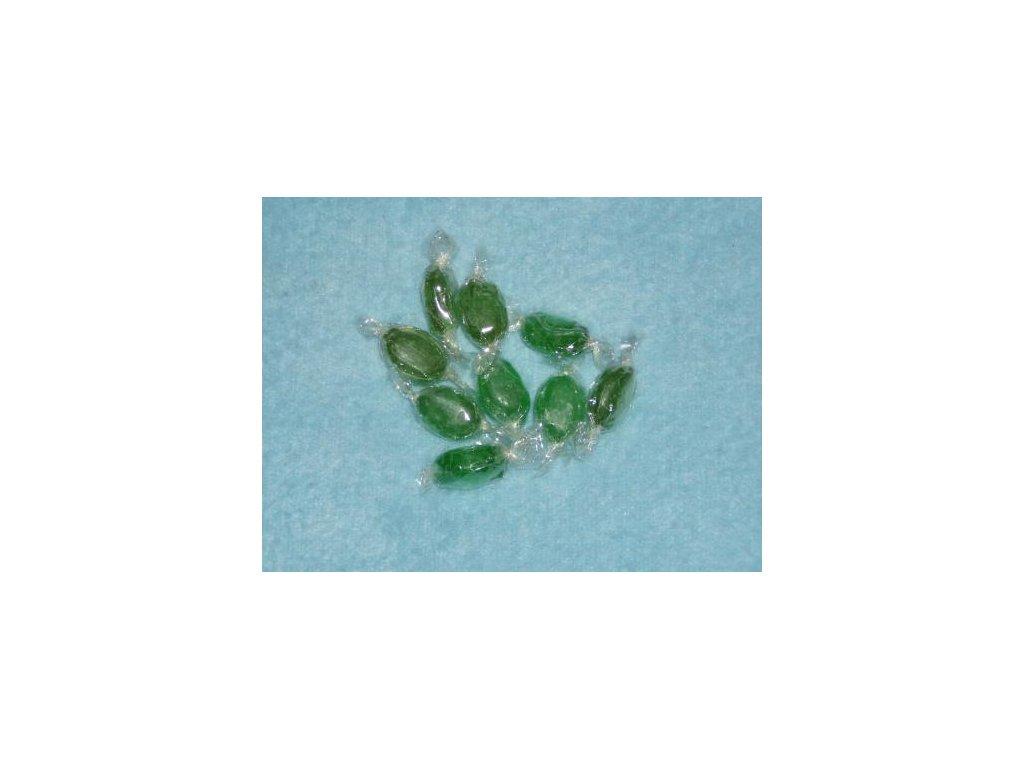 Česnekový bonbon (zelený)