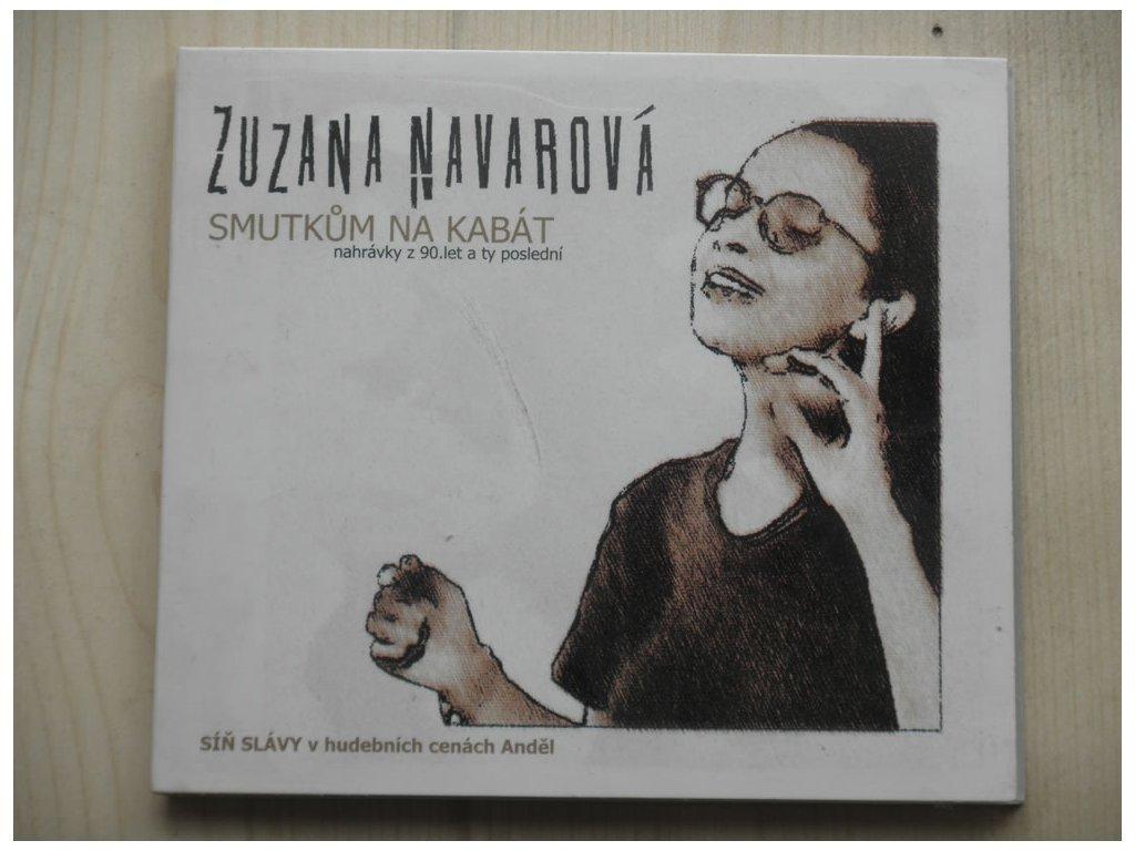 Zuzana Navarová - SMUTKŮM NA KABÁT