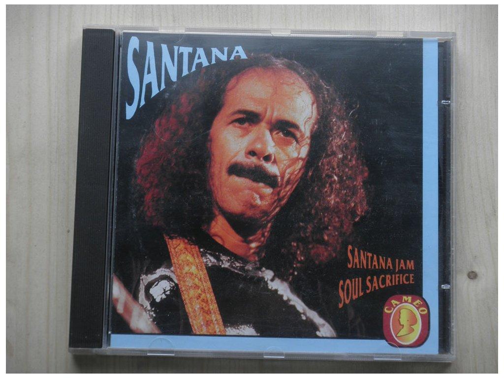 Carlos Santana - Santana Jam - Soul sacrifice