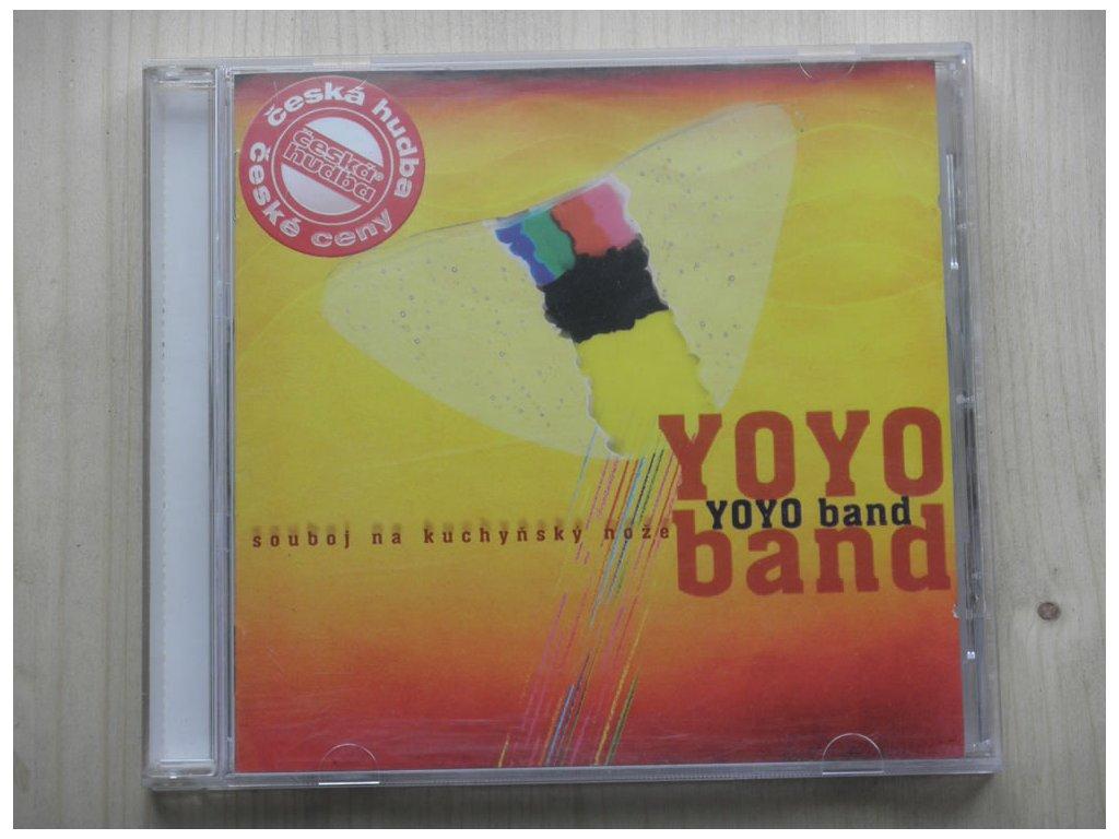 YOYO band - Souboj na kuchyňský nože