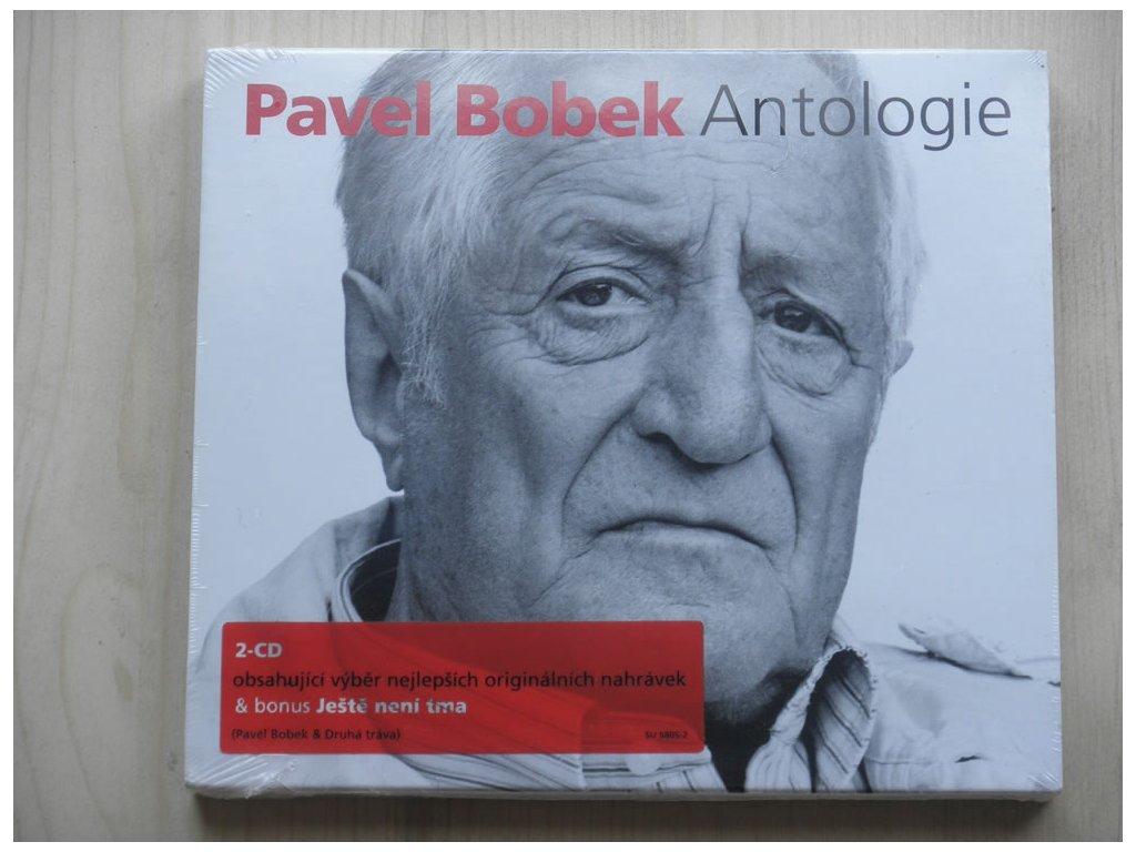 2CD Pavel Bobek - Antologie