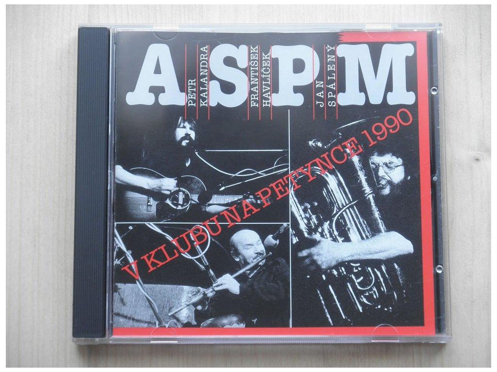 ASPM - V KLUBU NA PETYNCE1990