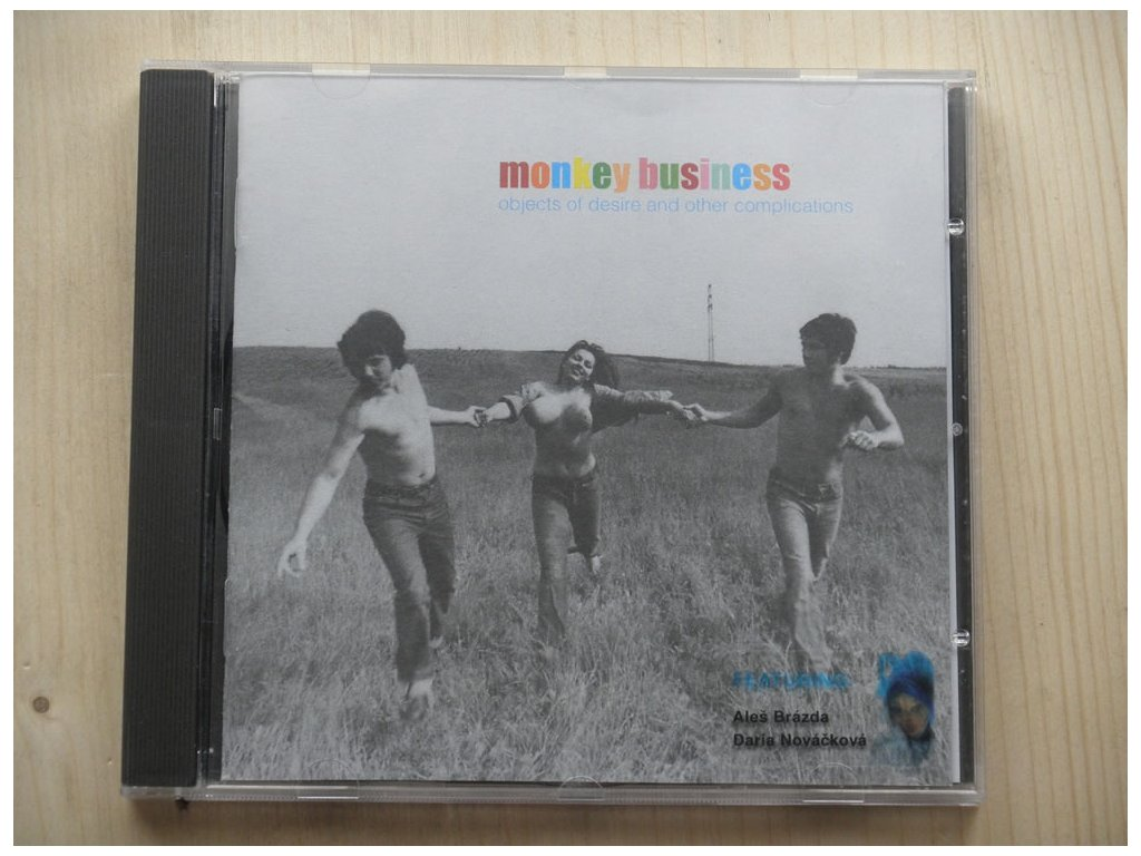 MONKEY BUSINESS - OBJECT OF DESIRE AND OTHER COMPILATIONS
