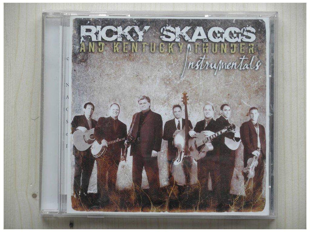 RICKY SKAGGS and KENTUCKY THUNDER-Instrumentals