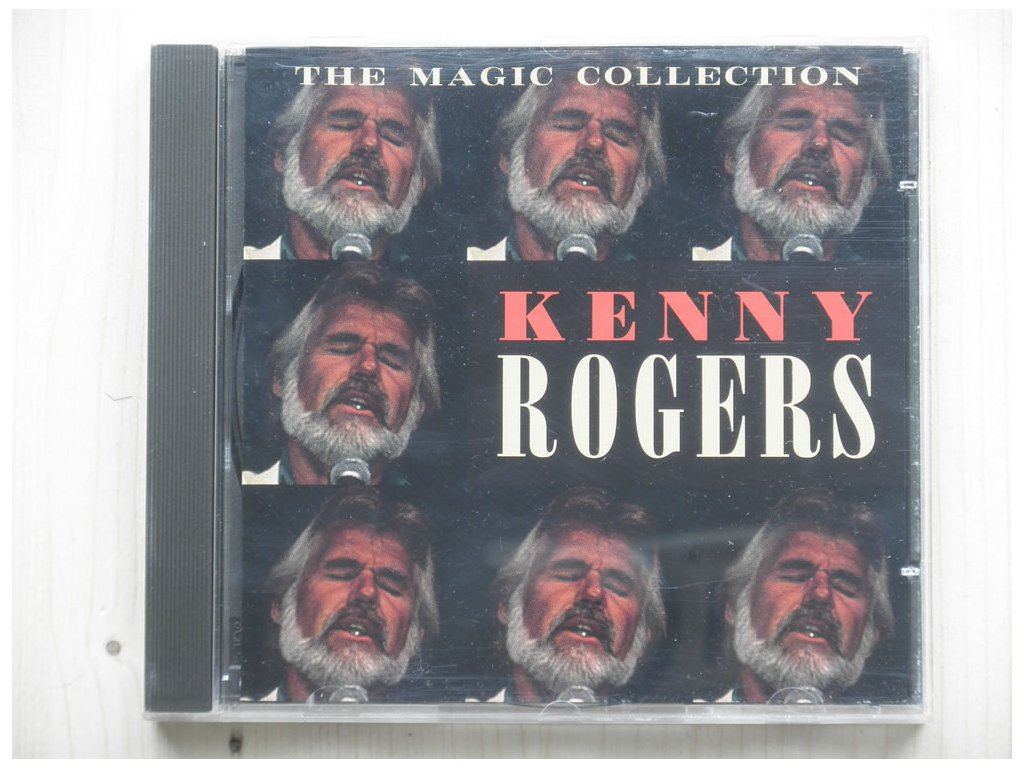 KENNY ROGERS-THE MAGIC COLLECTION