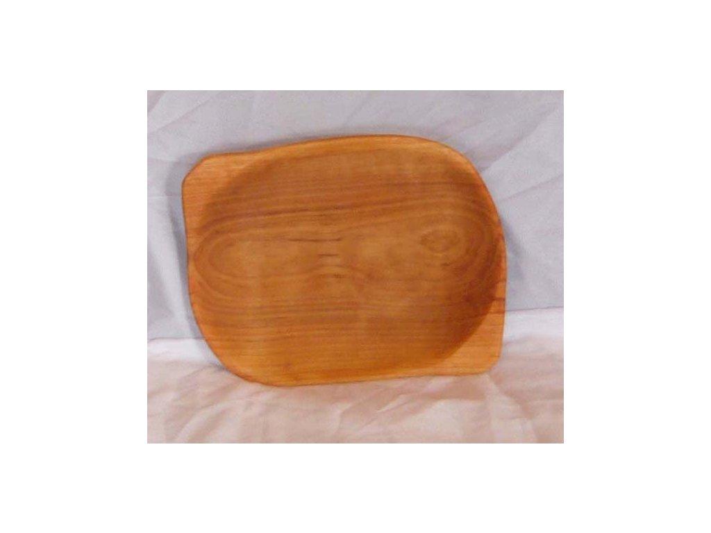 Tác dřevěný velký 23 x 30cm