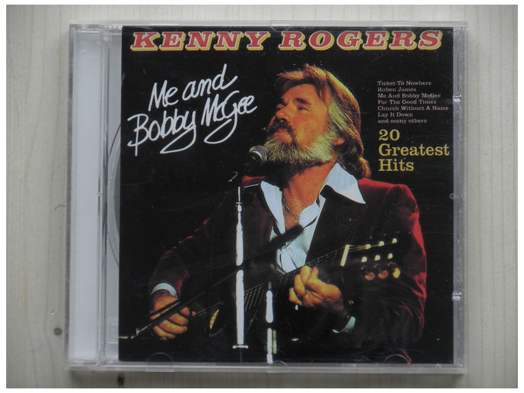 KENNY ROGERS-Me and Bobby McGee/20 Geatest Hits