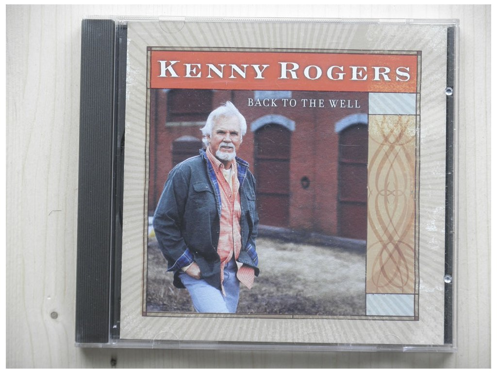 KENNY ROGERS-Back To The Well