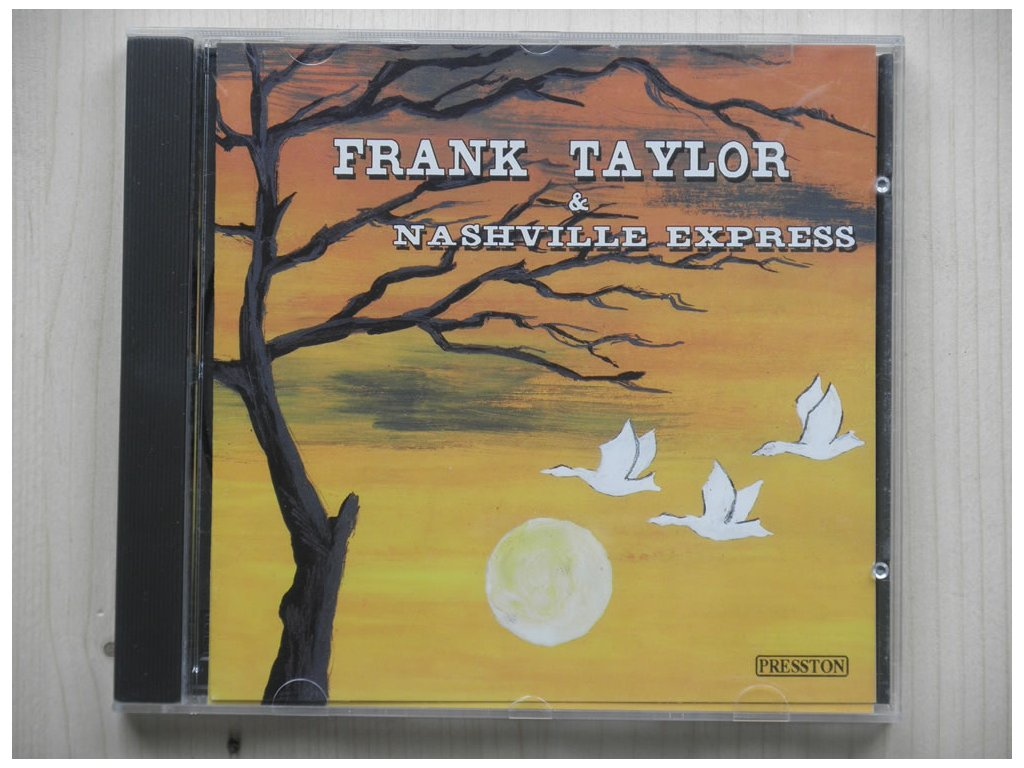 FRANK TAYLOR§NASHVILLE EXPRESS