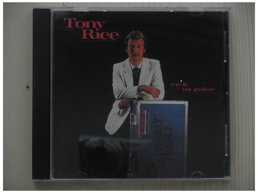 TONY RICE-me § my guitar