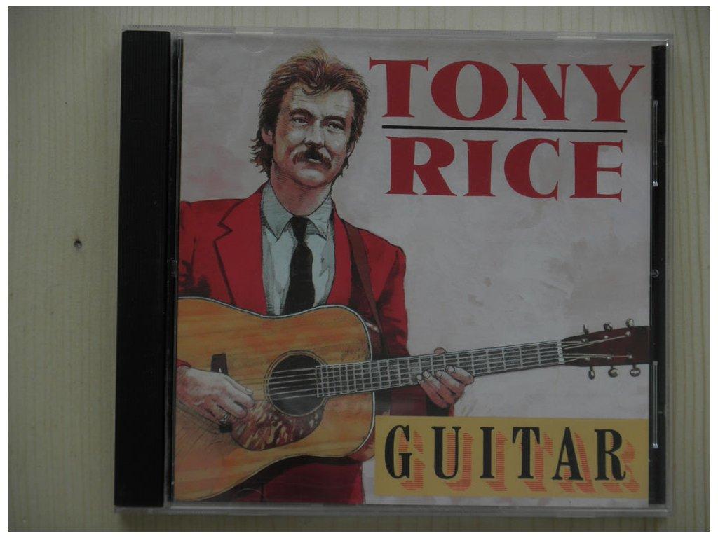 TONY RICE-GUITAR