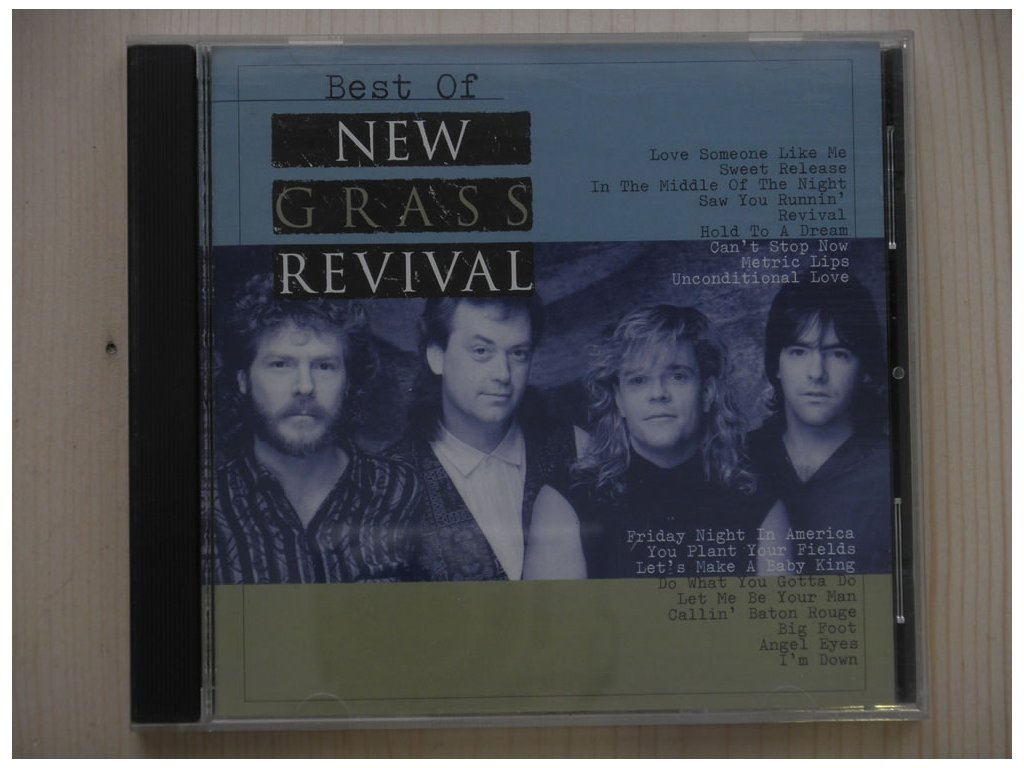 NEW GRASS REVIVAL-Best Of