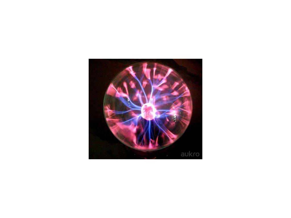 Plazmová koule-fascinující el. výboje!