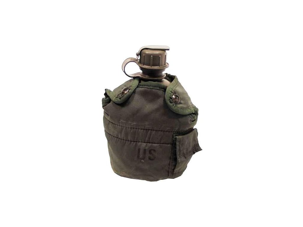 Polní láhev (čutora) US orig.použitá