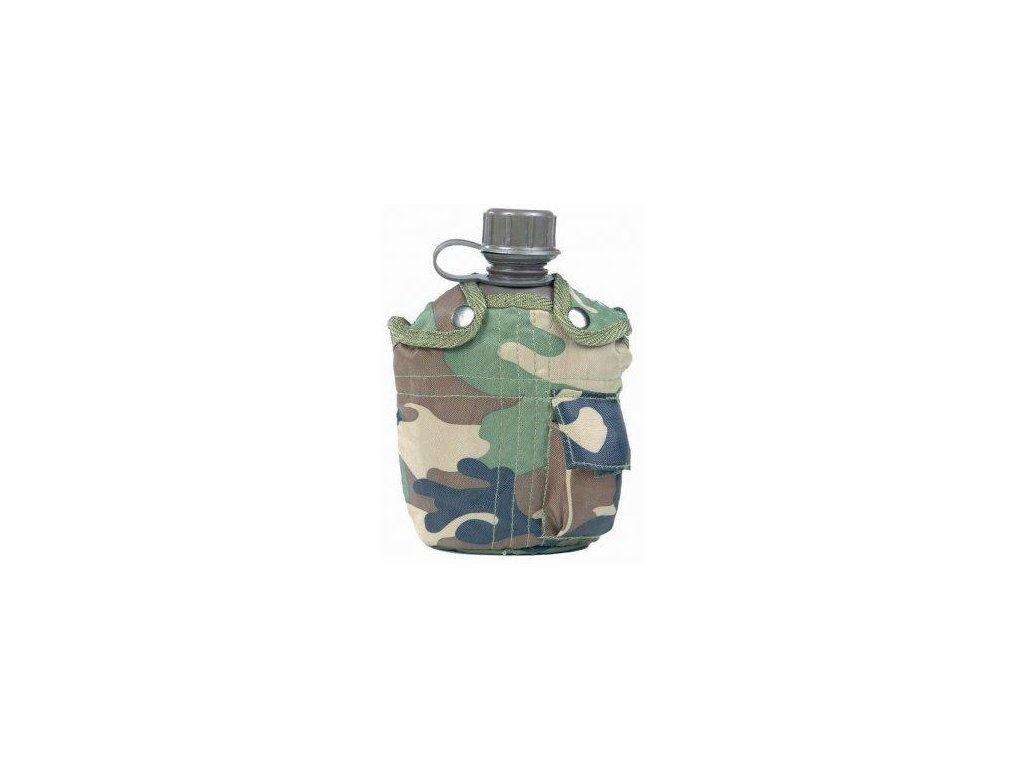 Polní láhev (čutora) miltec woodland