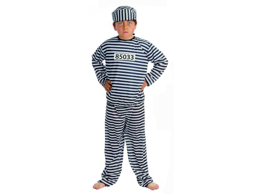 Vězeň dětský 7 - 9 let