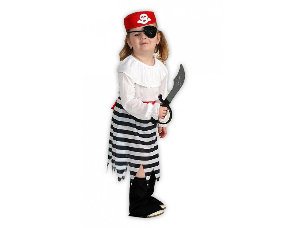Pirátka - kostým