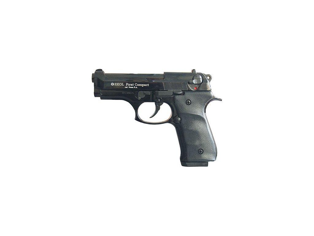 EKOL Firat Compact černá, cal. 9mm P.A.