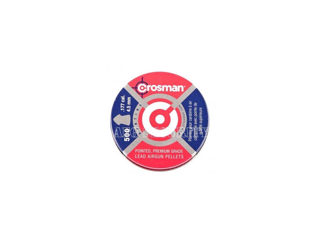 Diabolo Crosman Premier super piont 500, 4,5 mm (.177)