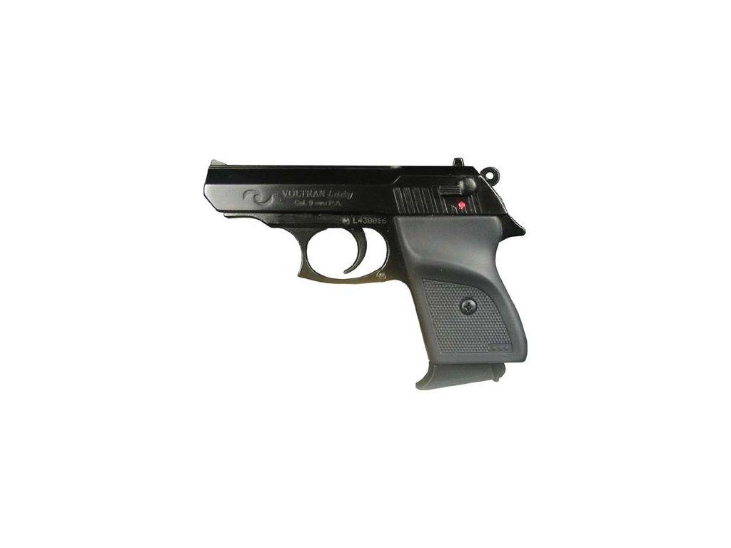 EKOL LADY 88 černá, cal. 9mm P.A.
