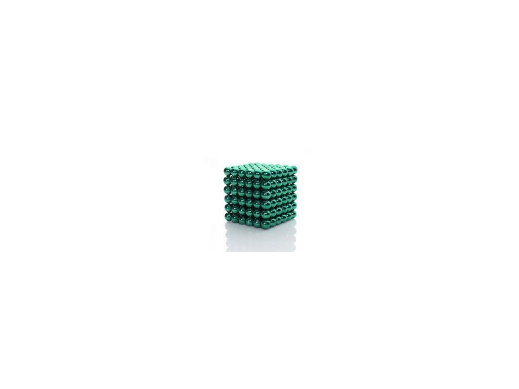 Neocube green (zelené) 5mm