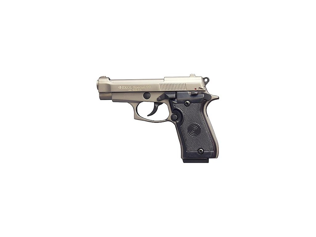 EKOL Special 99 fume, cal. 9mm P.A.