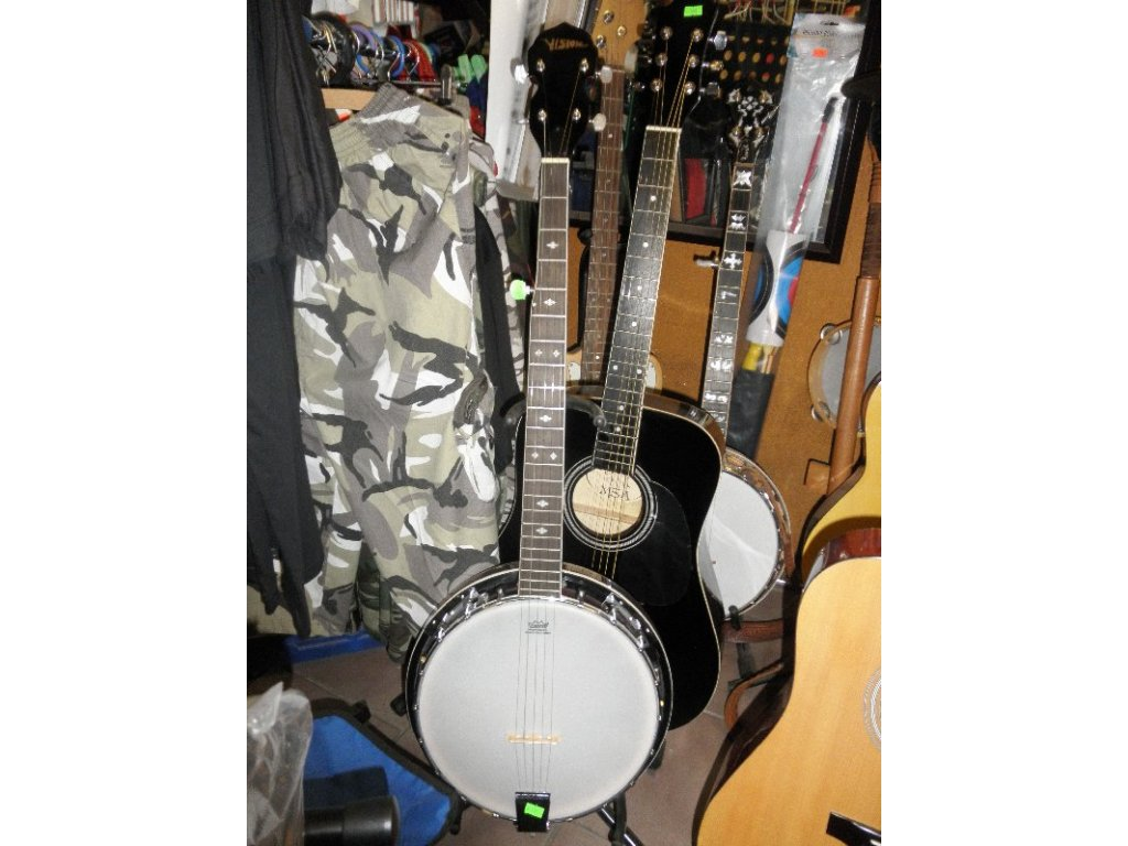 Banjo pětistrunné VISION