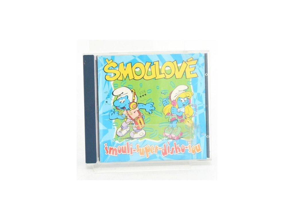 Šmoulové - Šmoulí super disko šou CD