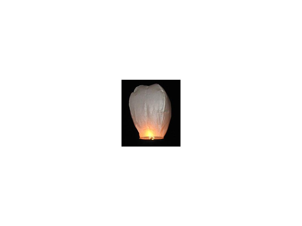 Létající LAMPIONY ŠTĚSTÍ
