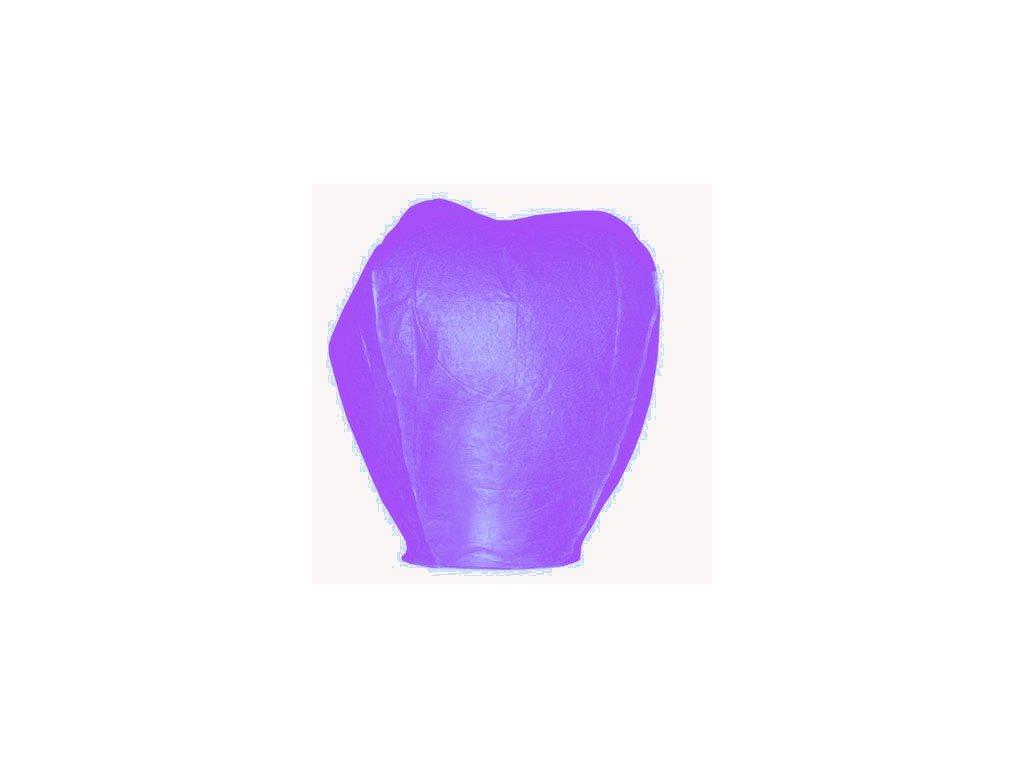 LAMPIONY ŠTĚSTÍ > varianta fialová > 40x60x106cm