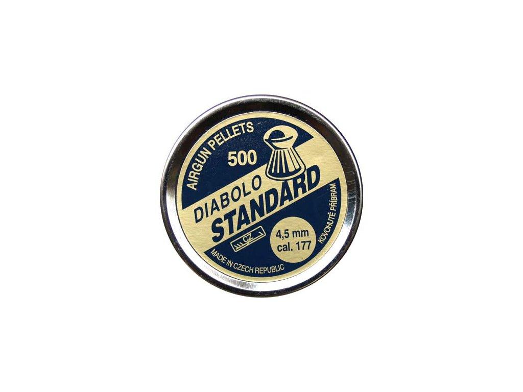 Diabolo Standard 500, 4,5mm (.177)