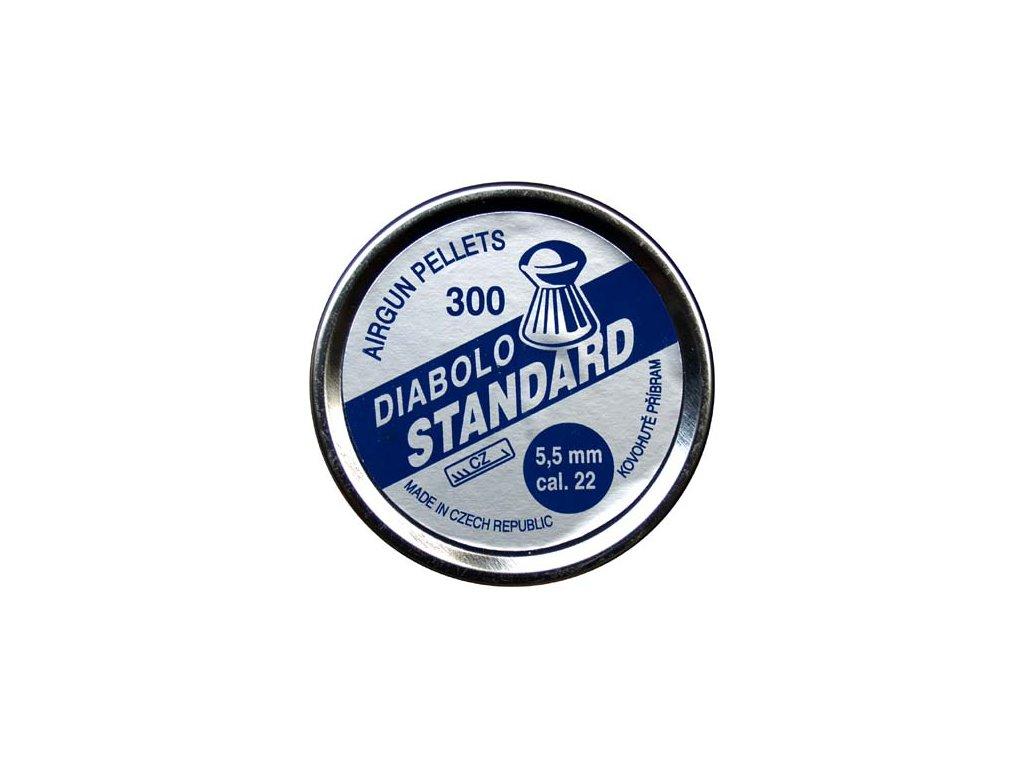 Diabolo Standard 300, 5,5mm (.22)